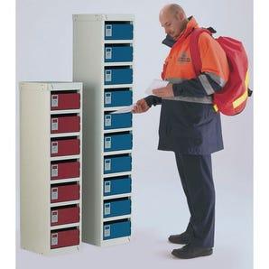 Post box lockers - Larger parcels