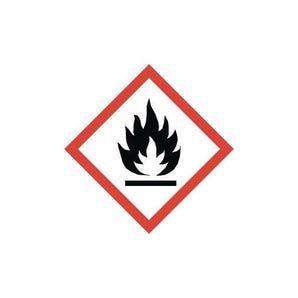 CLP regulation labels - Flammable