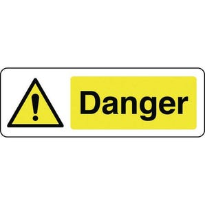 Construction and general hazards - Danger