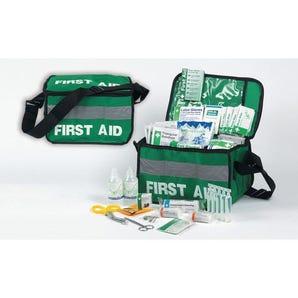 Haversack first aid kit