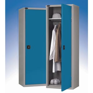 Strong industrial cupboards - Slim cupboard