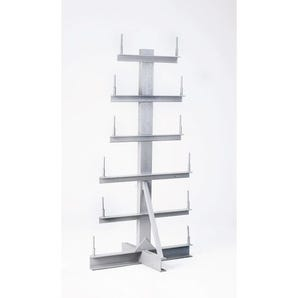 Free standing bar racks