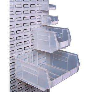 Linbin Linbin Clearview small parts storage bins