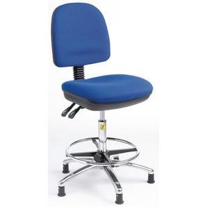 Ergonomic anti-static chair - High chair (height - 500-690mm)