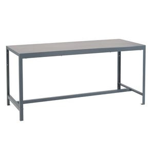 Create your own heavy duty welded workbenches  - Plywood