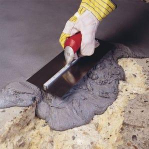 Epoxy floor repair compound