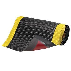 Heavy duty anti-fatigue industrial foam matting with non slip backing