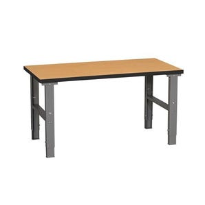 Express adjustable height workbenches