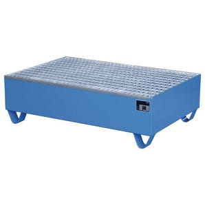 Value sump pallets - Blue painted