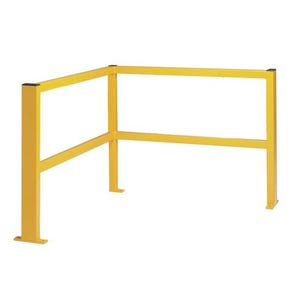 Safety protection barrier systems - Corner barrier