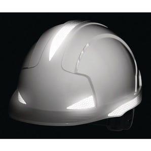 EVOLite reflective safety helmet