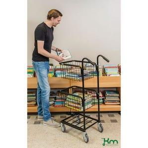Konga mini distribution trolleys
