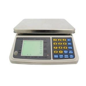 Bench parts counting scale