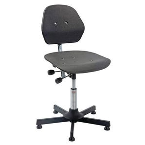 Universal industrial chairs - PU moulded seat