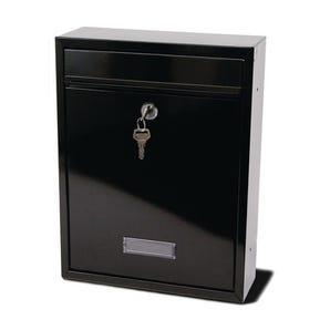 Large modular post box