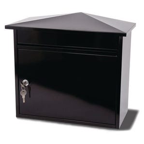 Extra large post box