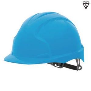 EVO2 standard safety helmets with slip ratchet