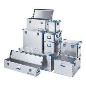 Budget aluminium transit cases