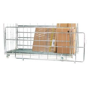 Large roll container sides