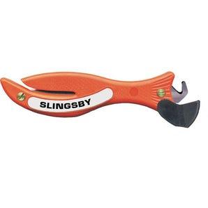 Medium duty safety cutter replacement blades