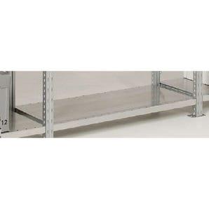 Heavy duty galvanised steel boltless shelving - up to 330kg - Additional shelves