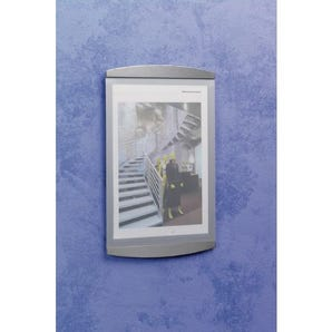 Wall mounted poster frames