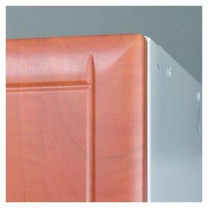 Timber door lockers - End panels