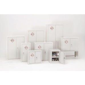 Acid & alkali storage cabinet stands