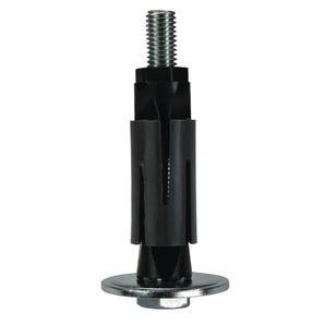Expanding tube adaptors for 12mm single bolt hole