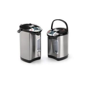 Energy efficient steel water boiler