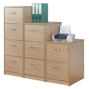 Express deluxe filing cabinets
