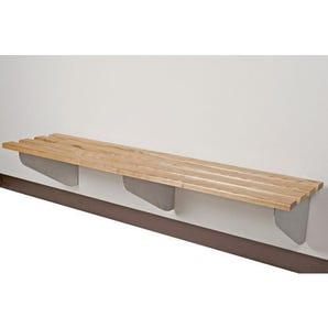 Classic aero wall mounted bench