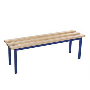 Evolve mezzo freestanding cloakroom bench