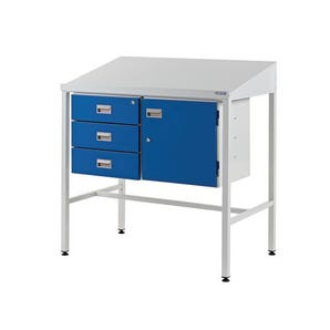 Workstations  - With triple drawers & single drawer