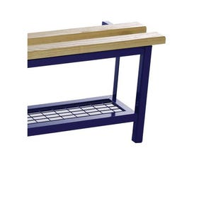Shoe rack accessory only for Evolve Mono cloakroom bench