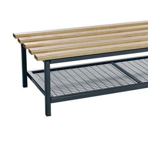 Shoe rack accessory only for Evolve Mezzo Deep cloakroom bench