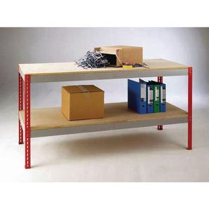 Boltless benches