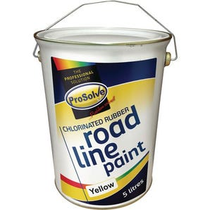 Prosolve™ chlorinated rubber road line paint