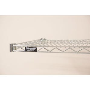 Slingsby component shelving (with split sleeves)