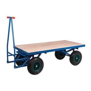 REACH Compliant turntable trucks