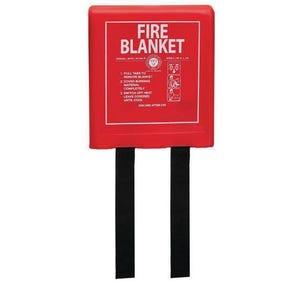 BSEN1869 Fire blanket in hard case