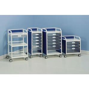 Clinical trolleys