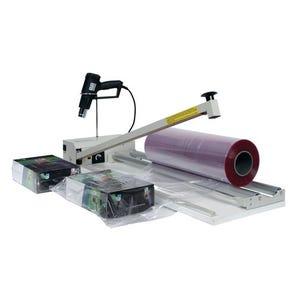 Portable I-bar sealers