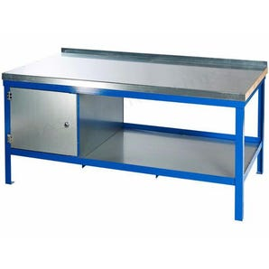 Heavy and Super Heavy duty static workbenches