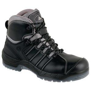 Nomad buffalo leather safety boots