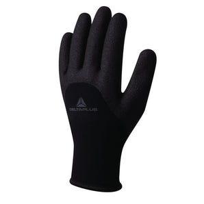 Nitrile foam 3/4 coated thermal glove