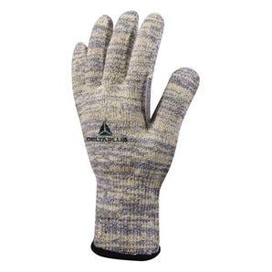 Cut level 5 heat resistant gloves