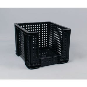 Open fronted picking containers