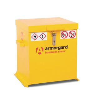 Armorgard Chemical storage chests
