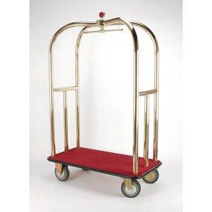 Crown luggage trolleys